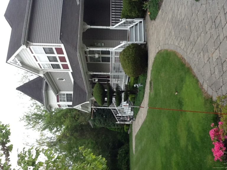 Exterior Repairs and Construction